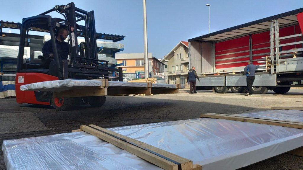 izvoz lima u austriju