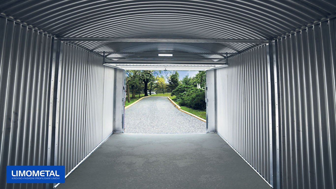 limena garaza za auto