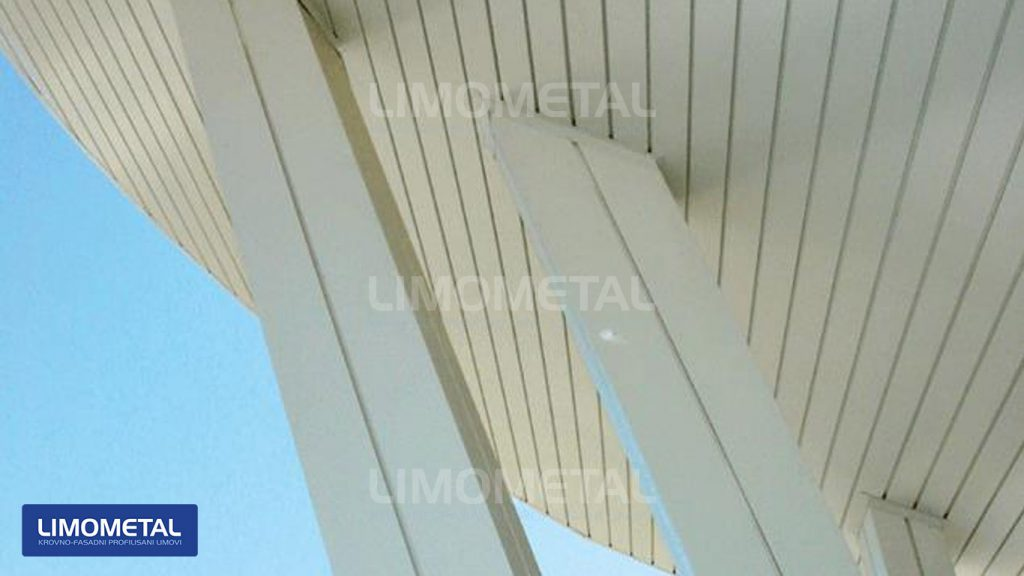 limena lamperija za strop