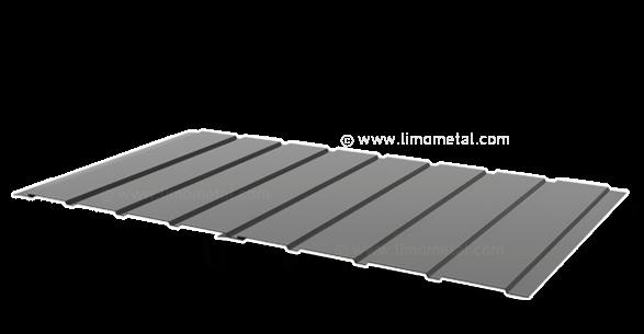 3d model of tin soffit