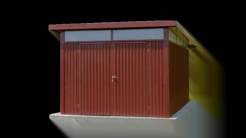 ostava garaza za dvoriste