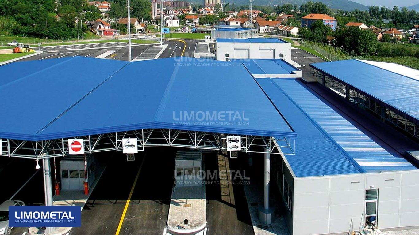 granicni prijelaz lim za krov