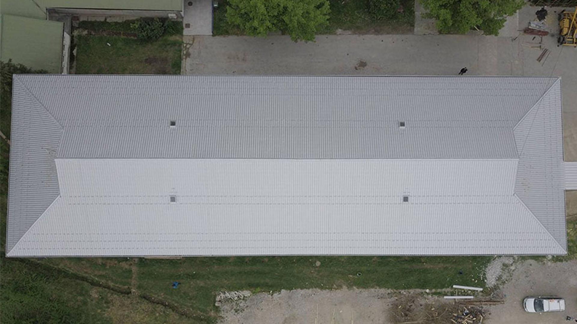 limometal radovi krov