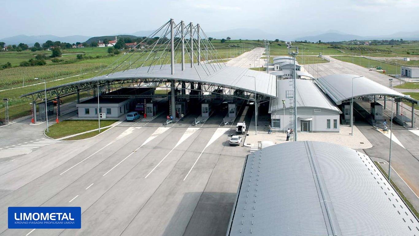 granicni prijelaz izacic radovi na krovu